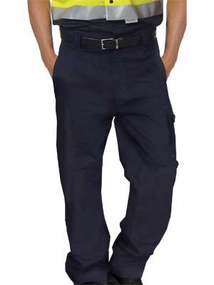 pioneer 916003 heavy duty cotton duck weave cargo pant