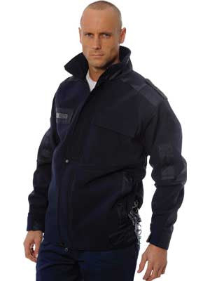 Huski warden 918083 security softshell jacket