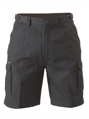 bisley 8 pocket cargo shorts - bshc1007