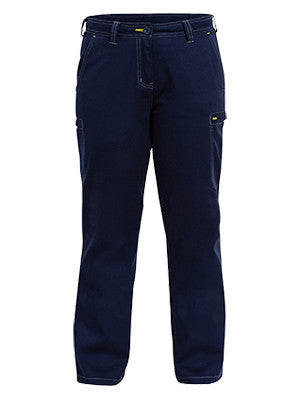 bisley womens cool vented light weight pant - bpl6431