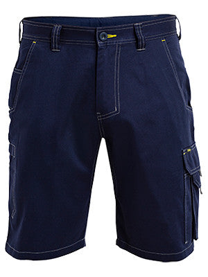 bisley cool vented light weight cargo short - bshc1431