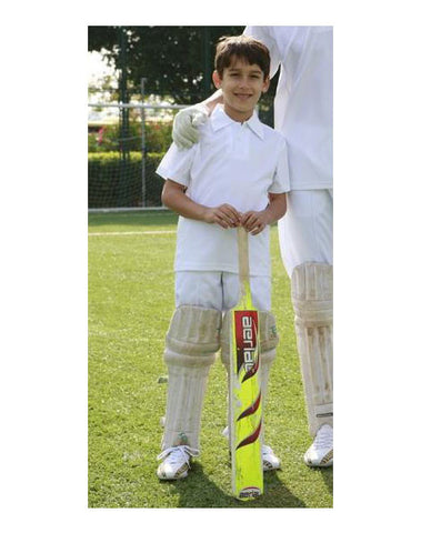 cricket polo kids s/s