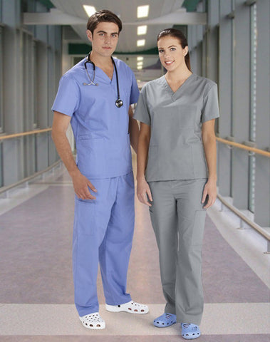 Biz Collection Unisex Classic Scrubs Cargo Pant H10610