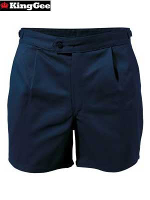 KingGee Drill Utility Shorts-K07010
