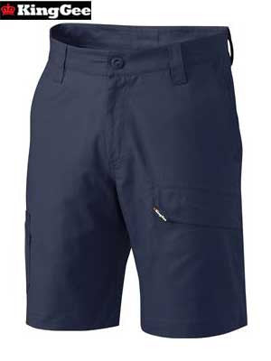kinggee-k17820 men's workcool 2 shorts