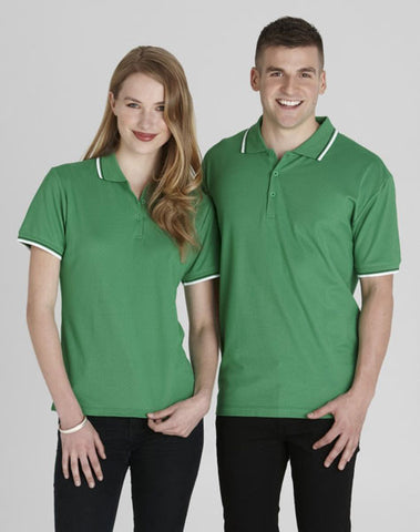 Biz Collection Men's Cambridge Short Sleeve Polo - P227MS