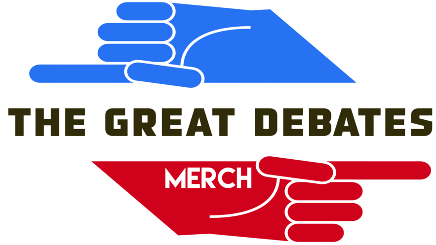 The Great Debates Merch