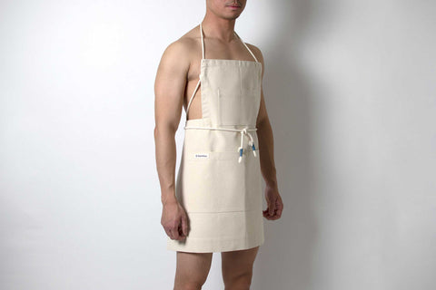 the carrier apron