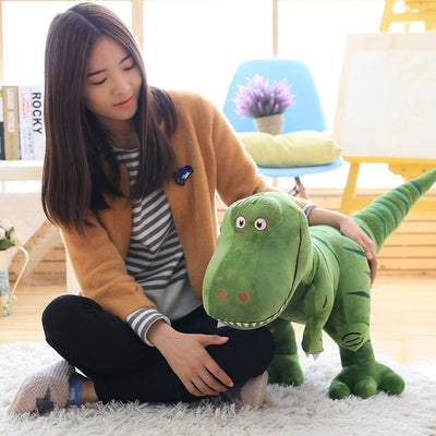 Friendly Mr. Rex Soft Dinosaur Toy