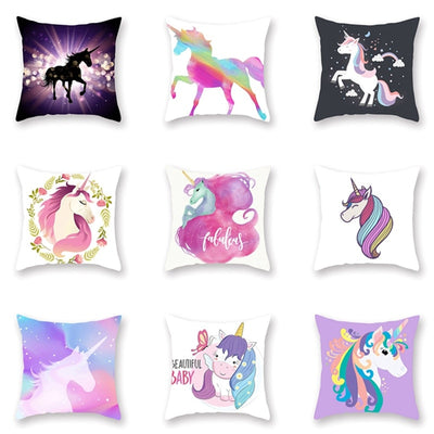 Unicorn Cushion Covers
