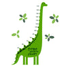 Dinosaur Height Chart