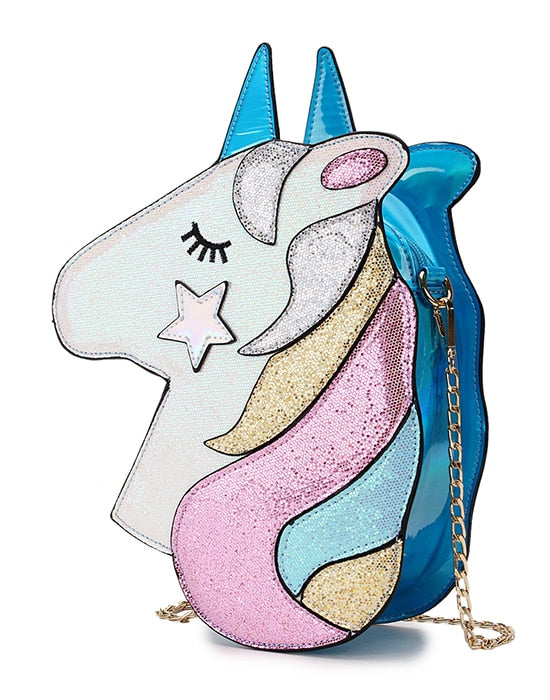 Adorable Unicorn Purse