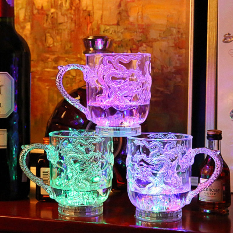 Dragon Luminescence Glass