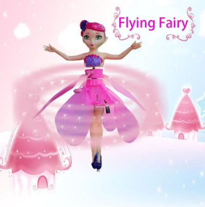 Fabulous Flying Fairy