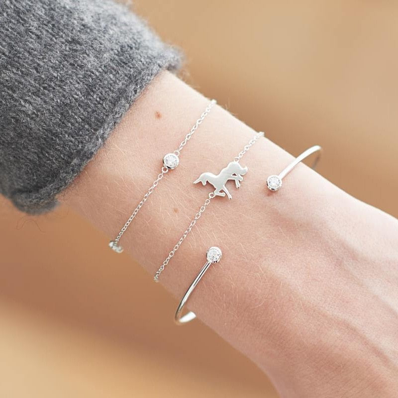 Unicorn Bracelet Set