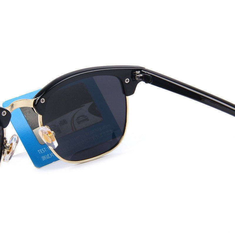 Premium Retro Polarized Sunglasses