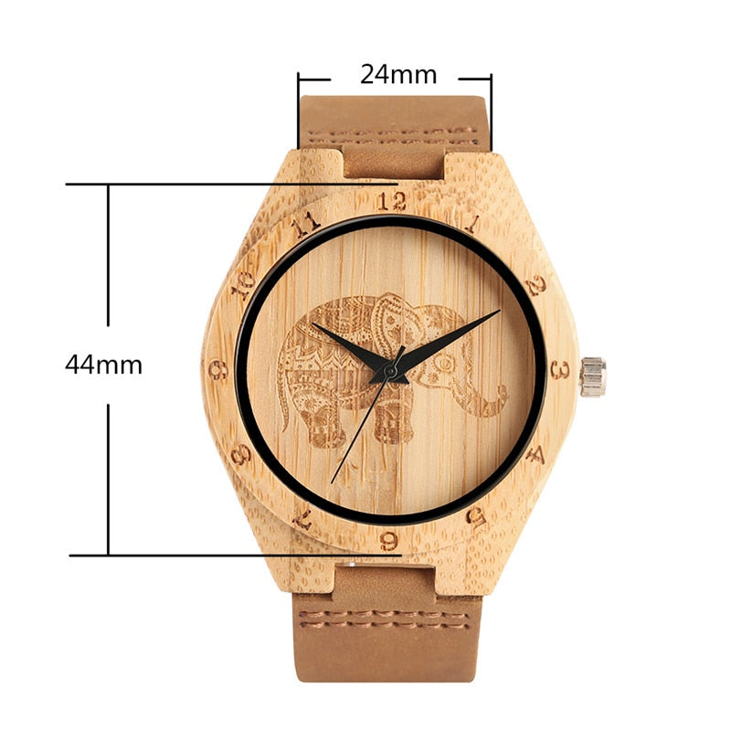 Wooden Beautiful Watch