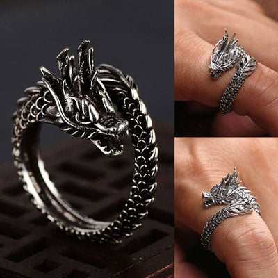 Dragon Wrap Ring