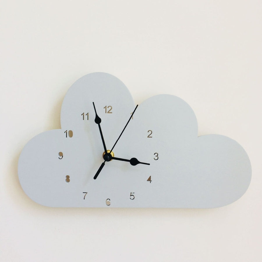 Fun Shaped Wall Clock
