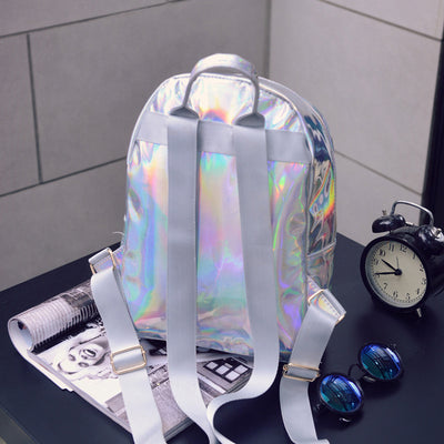 Premium Holographic Backpack