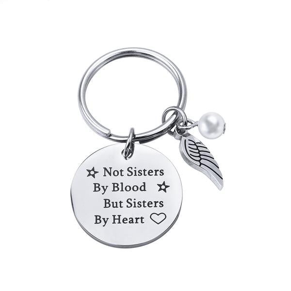 Best Friend Sisterhood Keychain