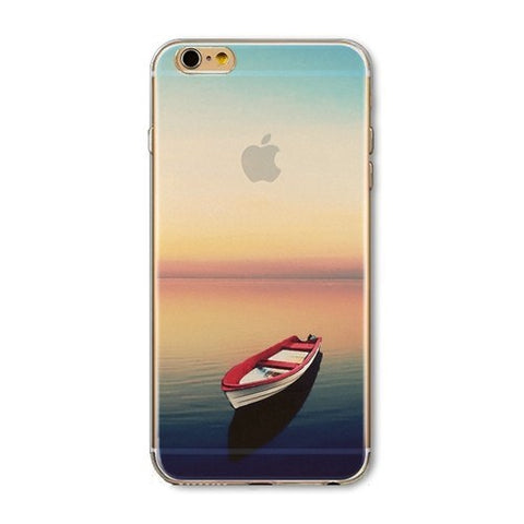 IPhone Case - Transparent Soft Phone Cover For IPhone 6 And 6s