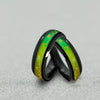 Black Color Pulsing Mood Ring