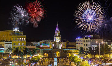 What to do for Christmas and New Year in Cartagena