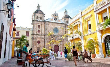 Plazas y parques en Cartagena