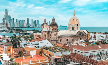 Top 5 Rooftop Bars in Cartagena's Historic Center