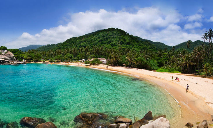Best beaches in Santa Marta Parque Tayrona