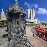 Cartagena City Tour Hop-on Hop-off - Juan Ballena - 7