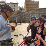 Movie Bike Tour Cartagena - Juan Ballena