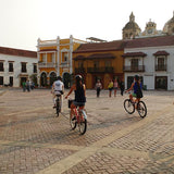 Gabriel Garcia Marquez Movie Tour by bike