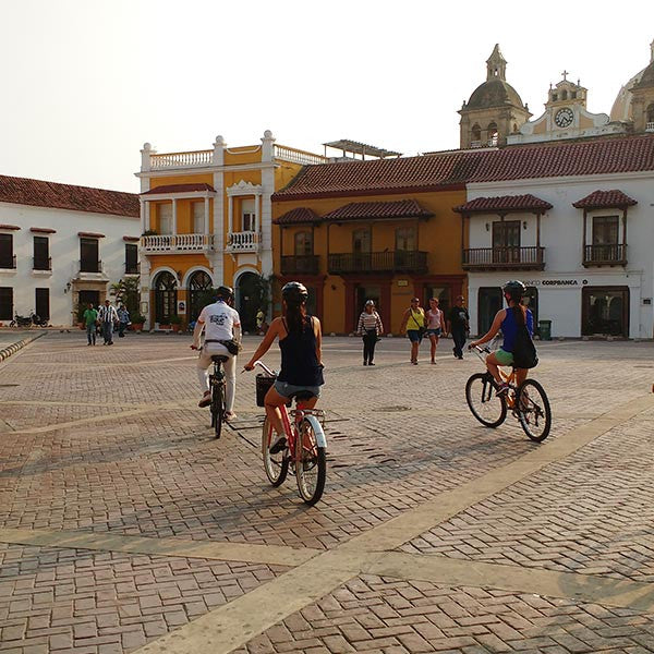 Cartagena Movie Bike Tour