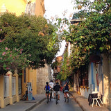 Cartagena Movie Tour by Bike