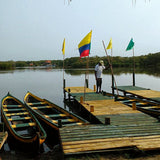 Mangrove Fishing Tour In La Boquilla - Juan Ballena