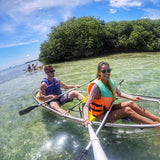 Mangrove Glass-Bottom Kayak and Snorkel - Juan Ballena | Travel Experiences in Cartagena - 6