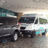 Cartagena to Santa Marta and Tayrona Shuttle Transfer - Juan Ballena