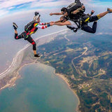 Beach Tandem Skydive in Cartagena