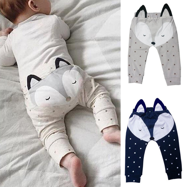 Baby Fox Bum Bum Harem Pants