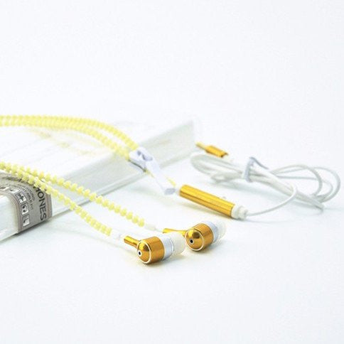 Luminous Zip Earphones