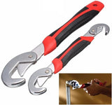 Multi-Functional Universal Wrench Set