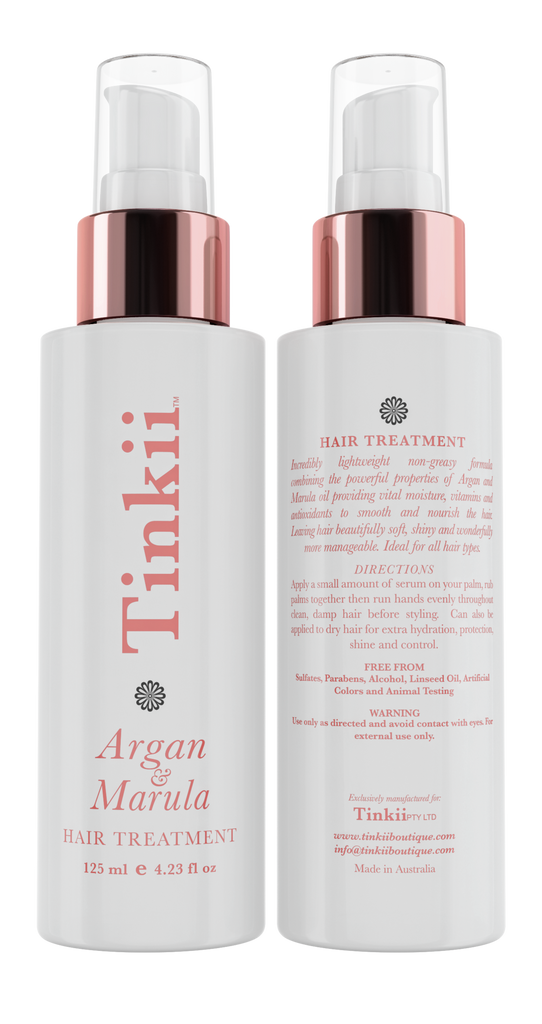 Argan & Marula Hair Treatment