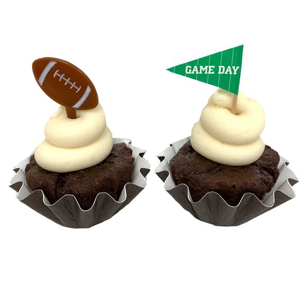 Football Itty Bitty Bundts