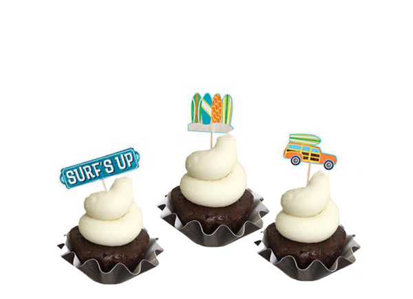 SURF'S UP ITTY BITTY BUNDTS