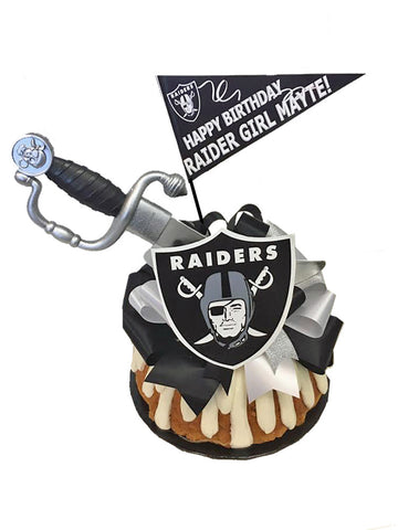 Go Raiders (with sword)