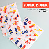 Edible Stickers- Super Duper