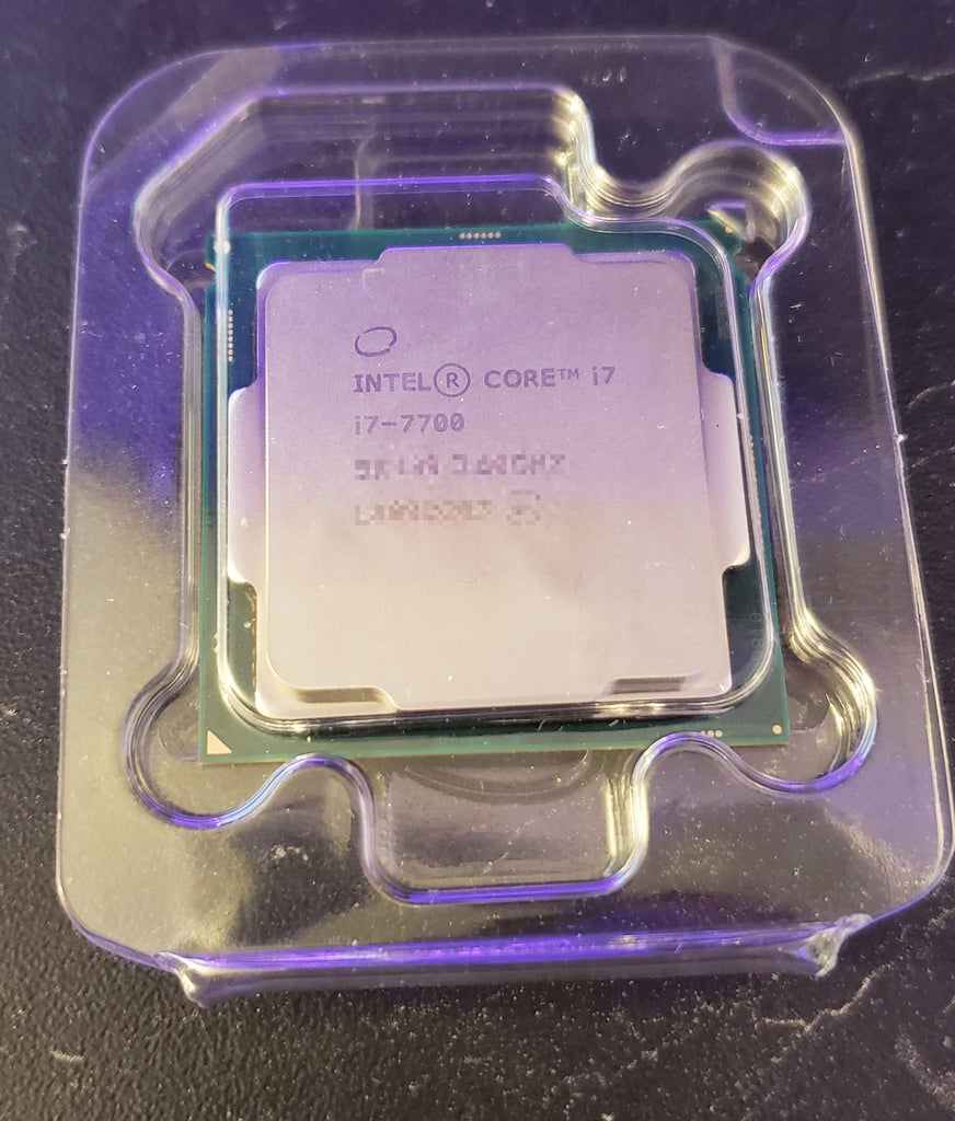 Intel Core I7 7700 For SALES $250 Shipped, Email us if interested.