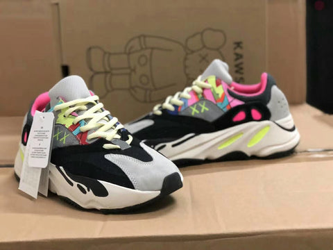 new style 007ac a8967 KAWS X YEEZY BOOST 700 WAVE RUNNER – AJK Plasti Dip